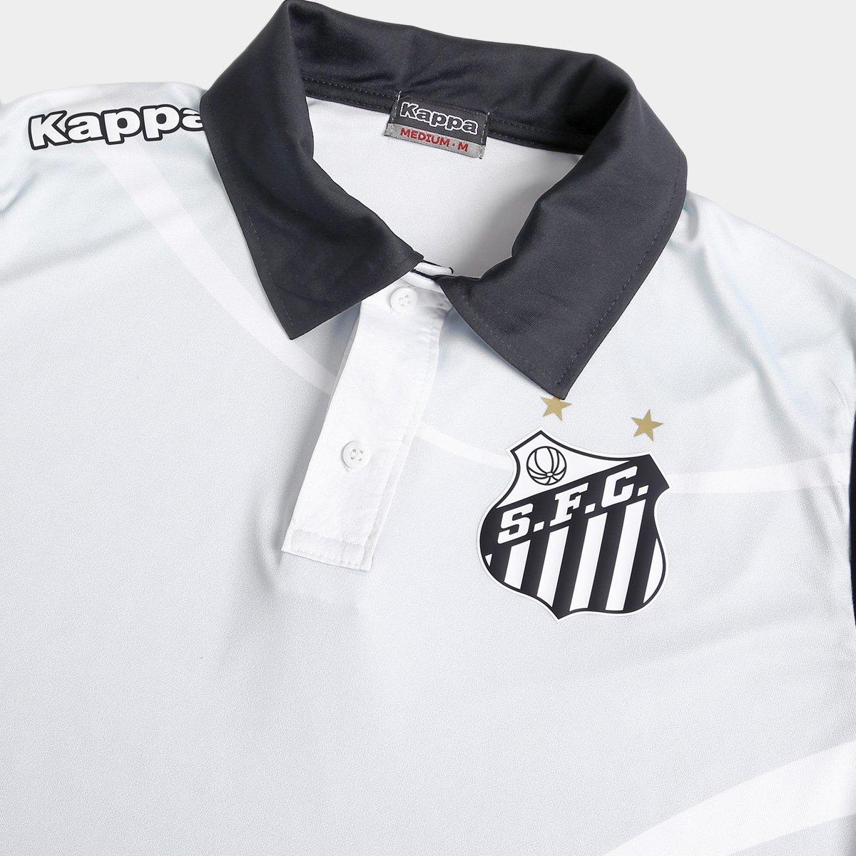 3fdc29821b Camisa Polo Santos Zito 17 Masculina - Compre Agora