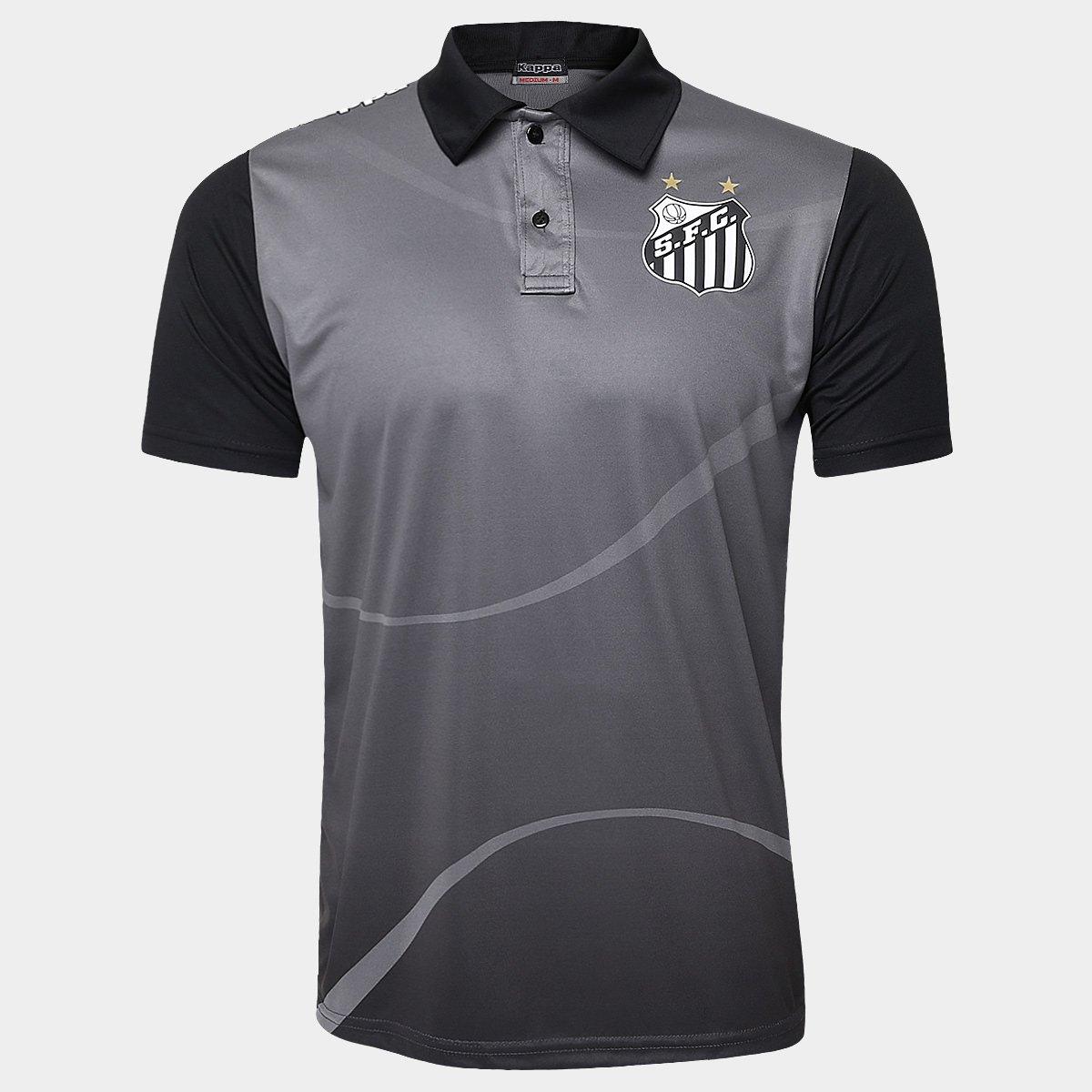 6564d23c45 Camisa Polo Santos Zito 17 Masculina - Compre Agora