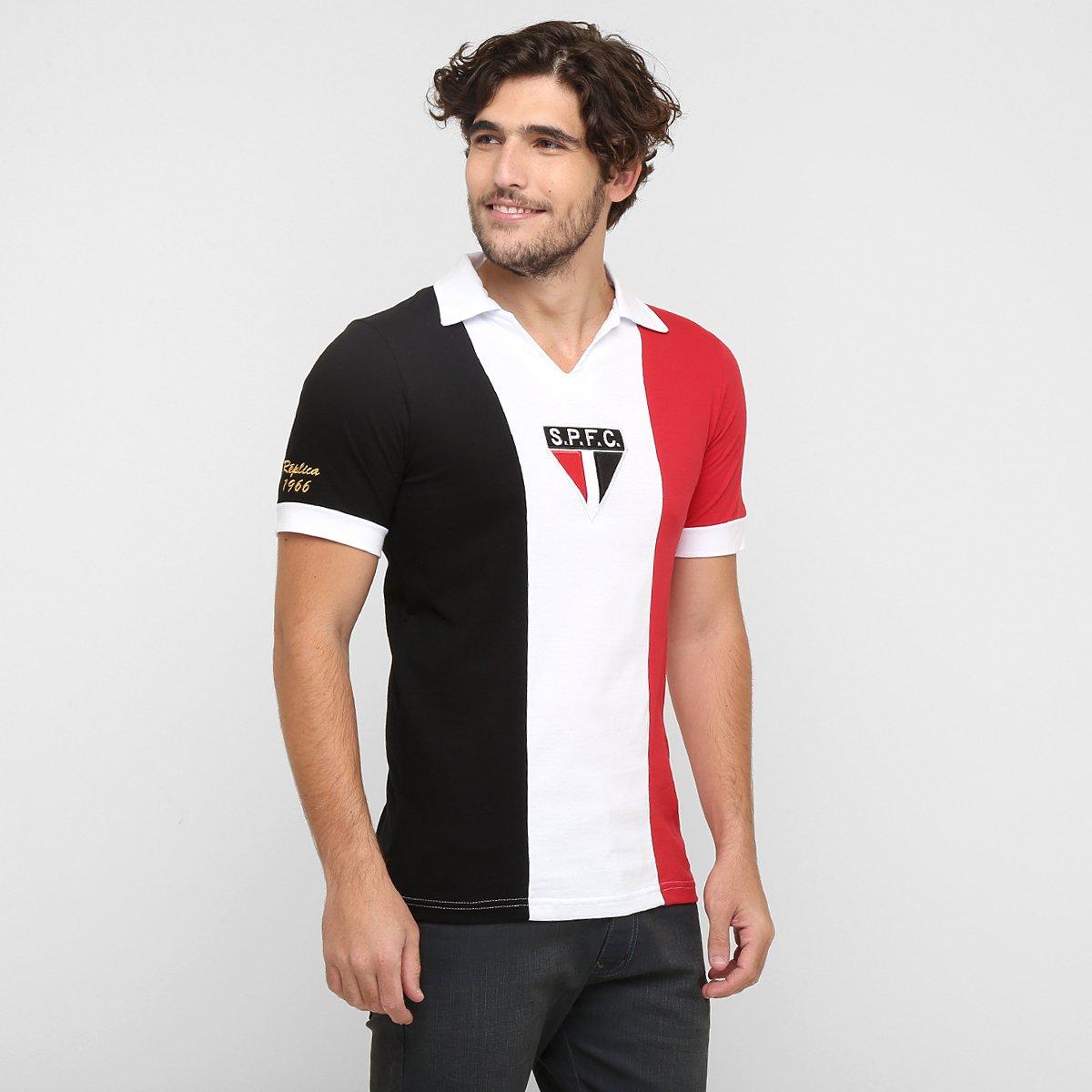 42c6cfce5f Camisa Polo São Paulo Réplica 1966 - Compre Agora