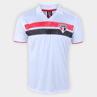Camisa Polo São Paulo Score Masculina