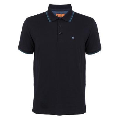 Camisa Polo Seeder Marinho Masculina - Masculino