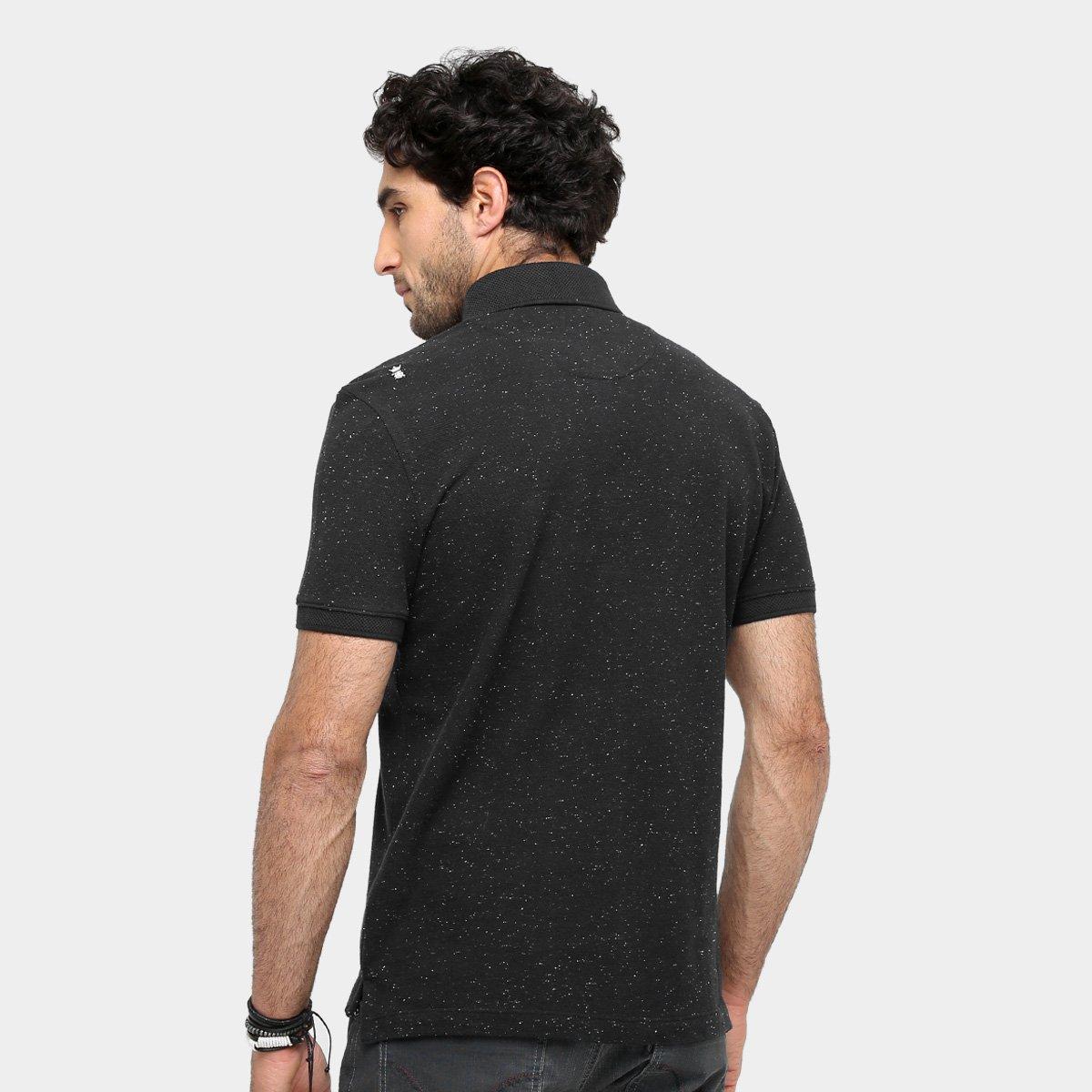 3572083070 Camisa Polo Sergio K Piquet Botonê Masculina - Compre Agora