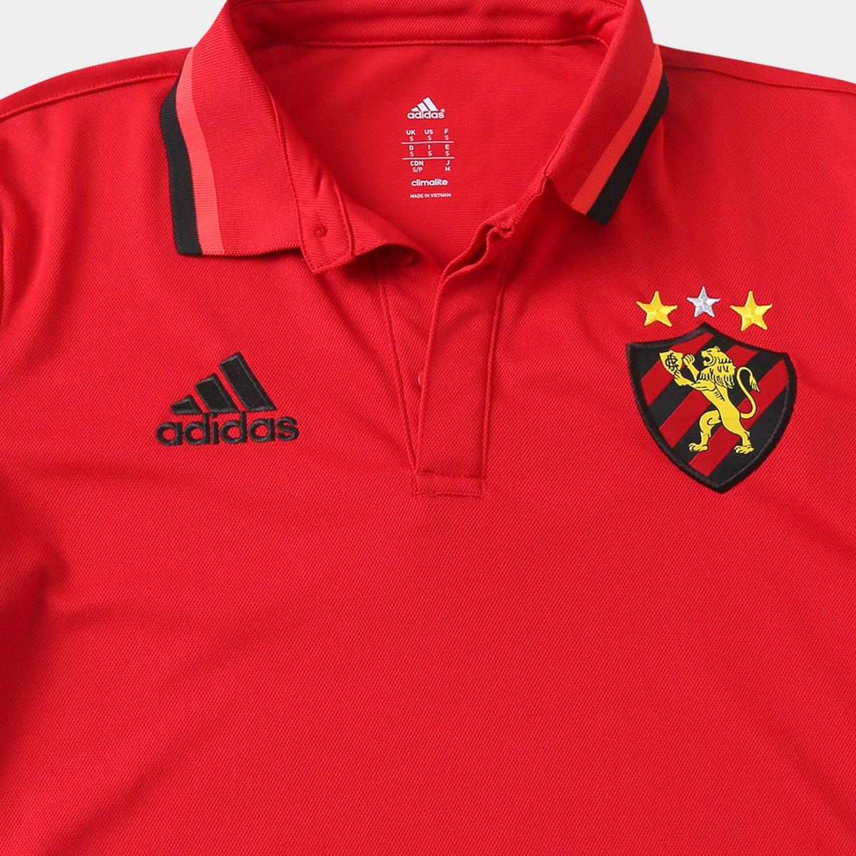 ... Camisa Polo Sport Recife Adidas Viagem Masculina - Compre Agora . 8c721c677b890