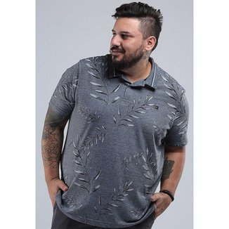 Camisa Polo SVK Plus Size Twigs