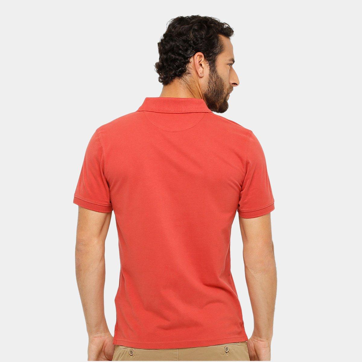 60cb384e3c Camisa Polo Timberland Ss Kennebec Rv Brush Masculina - Compre Agora ...