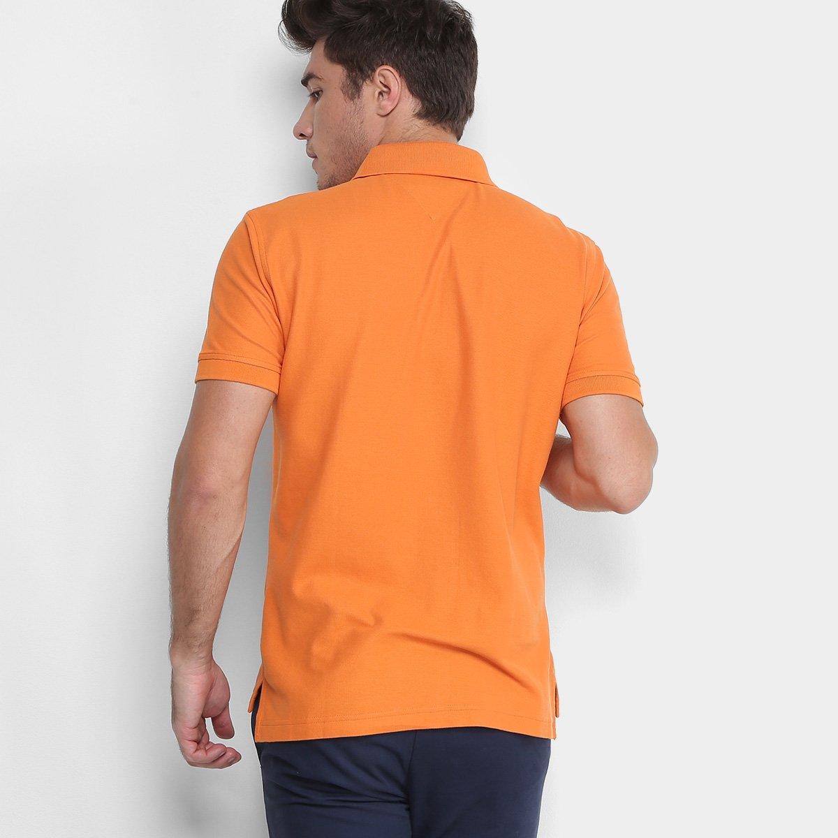 9b0b490f19 ... Camisa Polo Tommy Hilfiger Performance Regular Elastano Masculina ...