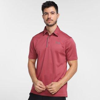 Camisa Polo Under Armour Tech Masculina