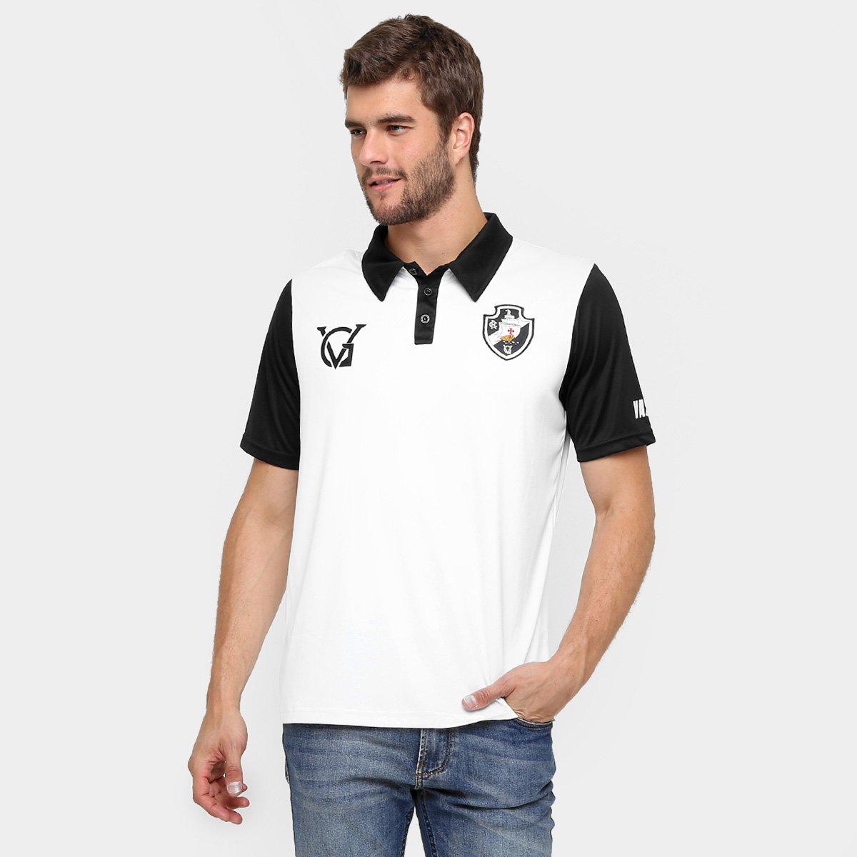 Camisa Polo Vasco Dry Masculina - Compre Agora  92b6b2c02d2f4
