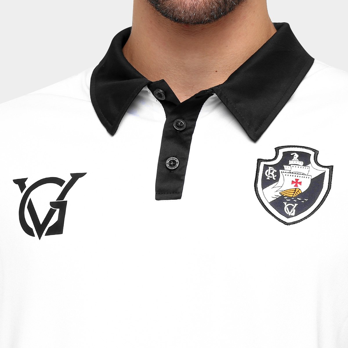 c9e5570baa Camisa Polo Vasco Dry Masculina - Compre Agora