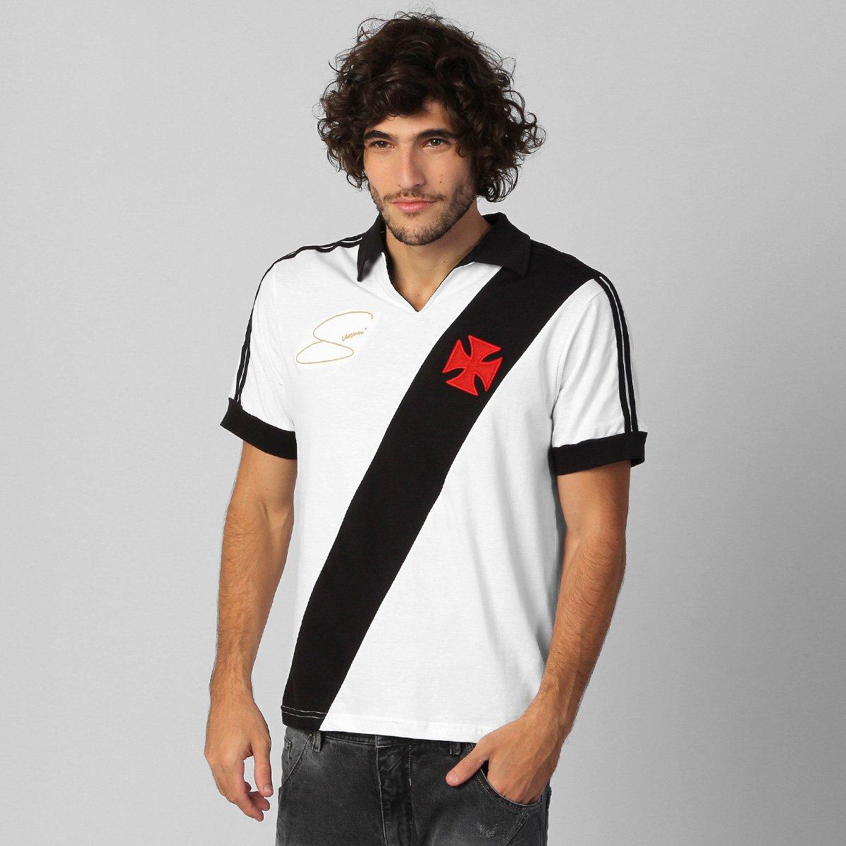 Camisa Polo Vasco Réplica Geovani - Retrô - Compre Agora  95d7b118c97e5