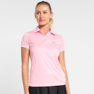 Camisa Polo Wilson Core Feminina