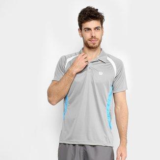 Camisa Polo Wilson Tour III Masculina