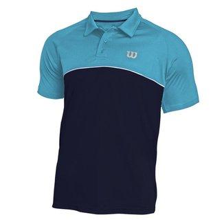 Camisa Polo Wilson Tour IV Masculina