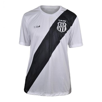 Camisa Ponte Preta 2021 Supporter Branca Oficial