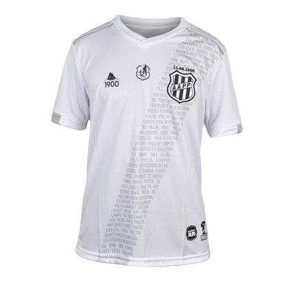 Camisa Ponte Preta 2021 Third III Atleta Oficial