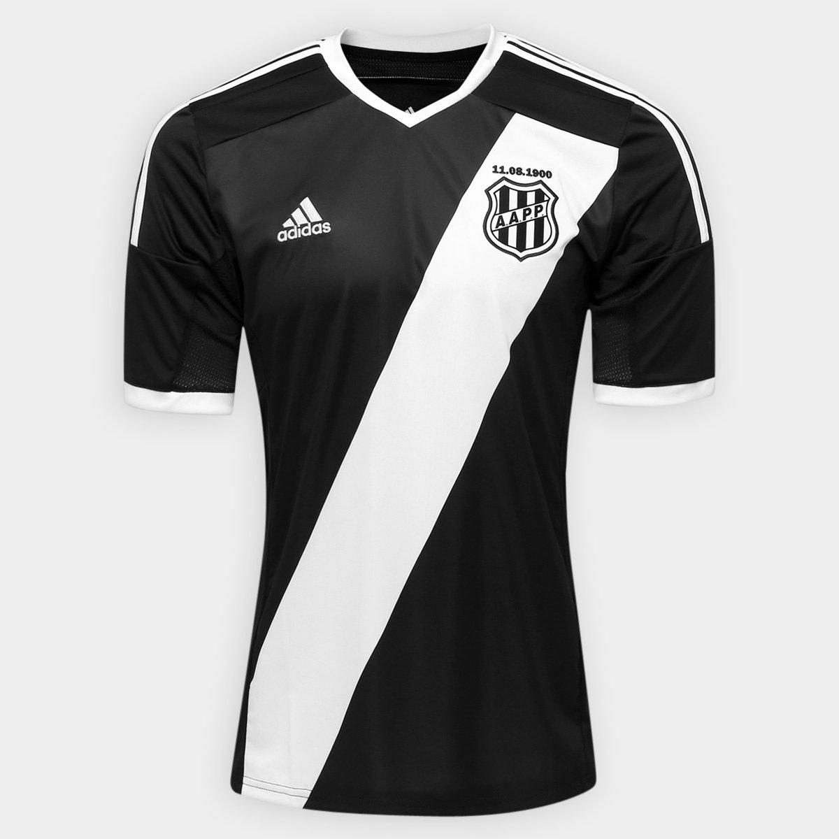 Camisa Ponte Preta II 2016 s nº Torcedor Adidas Masculina - Compre Agora  86ac84979860f