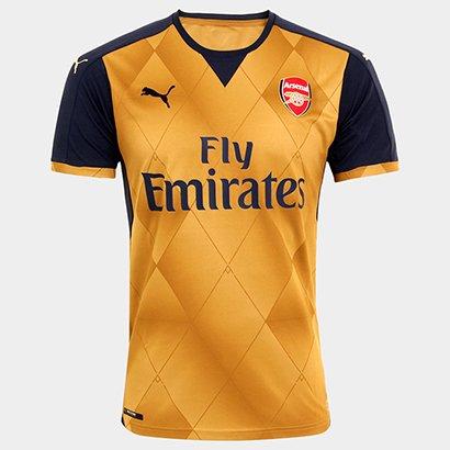 947197c9f9b63 Camisa Puma Arsenal Away 15 16 s nº - Compre Agora