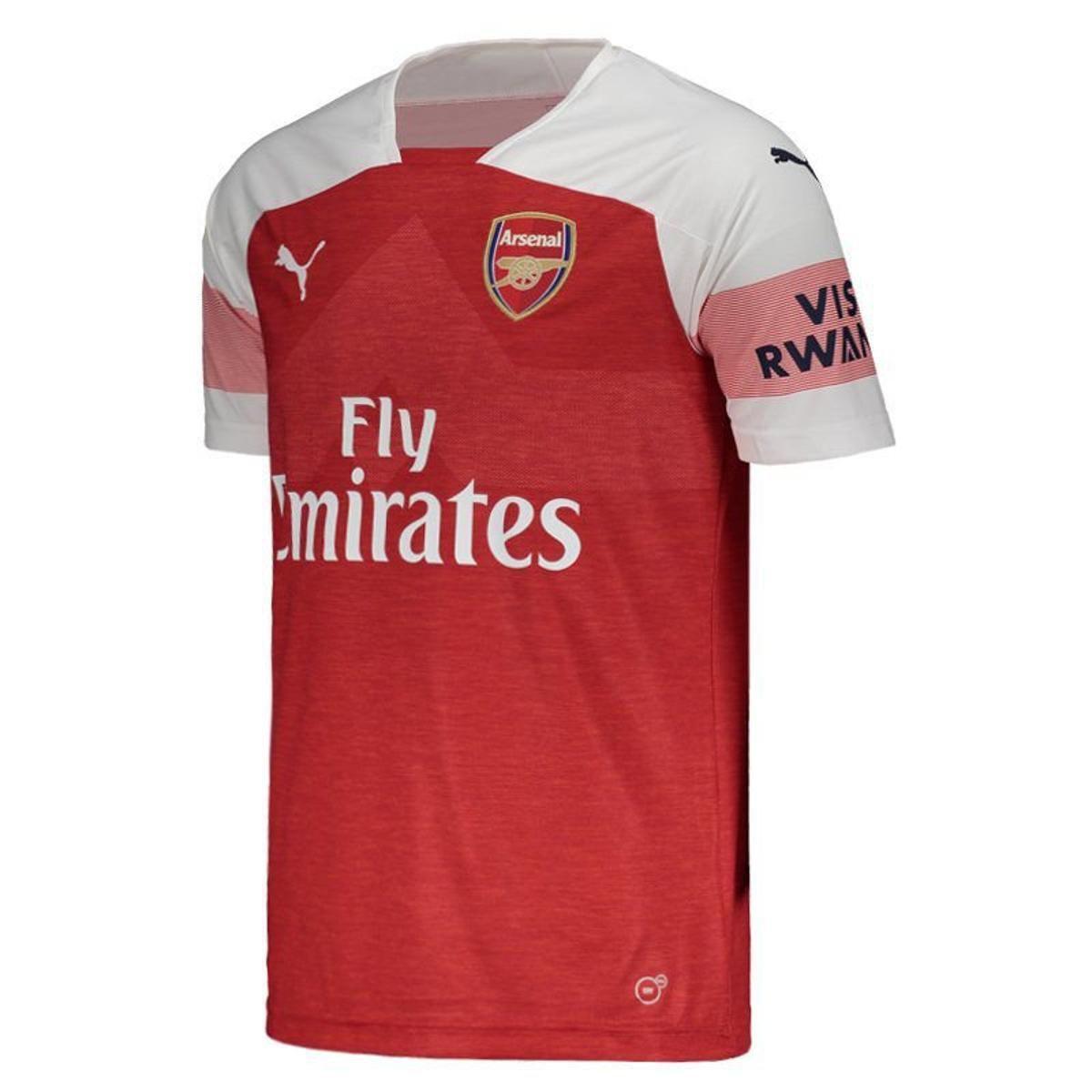 ... Patch Jersey - FutFanatics 56be0a053ea7d3  Camisa Puma Arsenal Home 2019  Masculina - Compre Agora Netshoes 6e0eb4366241a4 ... 85a4bff5aa6fb