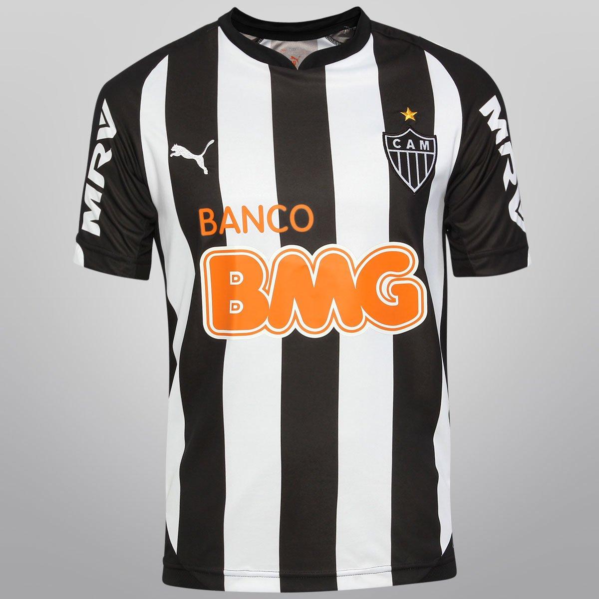 792f9908ab Camisa Puma Atlético Mineiro I 2014 s nº - Compre Agora