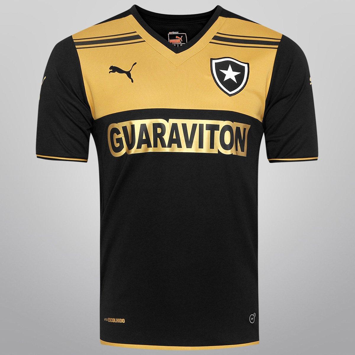 3115e3d53c Camisa Puma Botafogo II 2014 s nº - Compre Agora