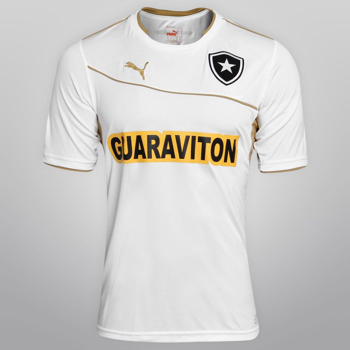 Camisa Puma Botafogo III 13 14 s nº - Compre Agora  e57aaa4bebc31