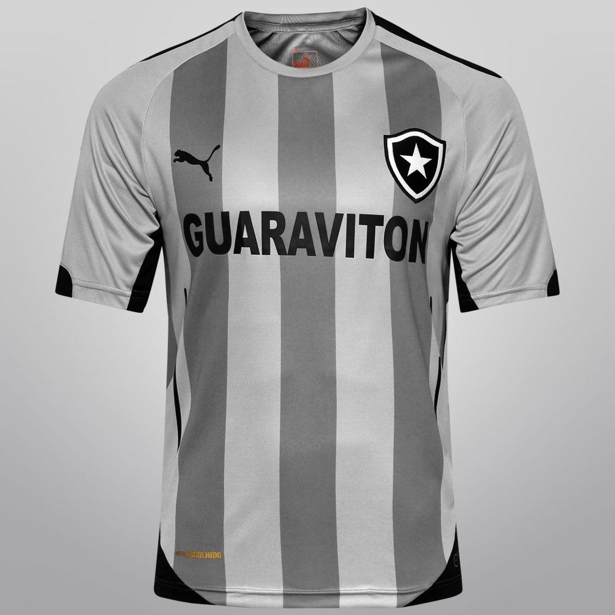 92f347f1d2 Camisa Puma Botafogo IV 2014 s nº - Compre Agora