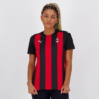 Camisa Puma Milan Home 2021 Feminina