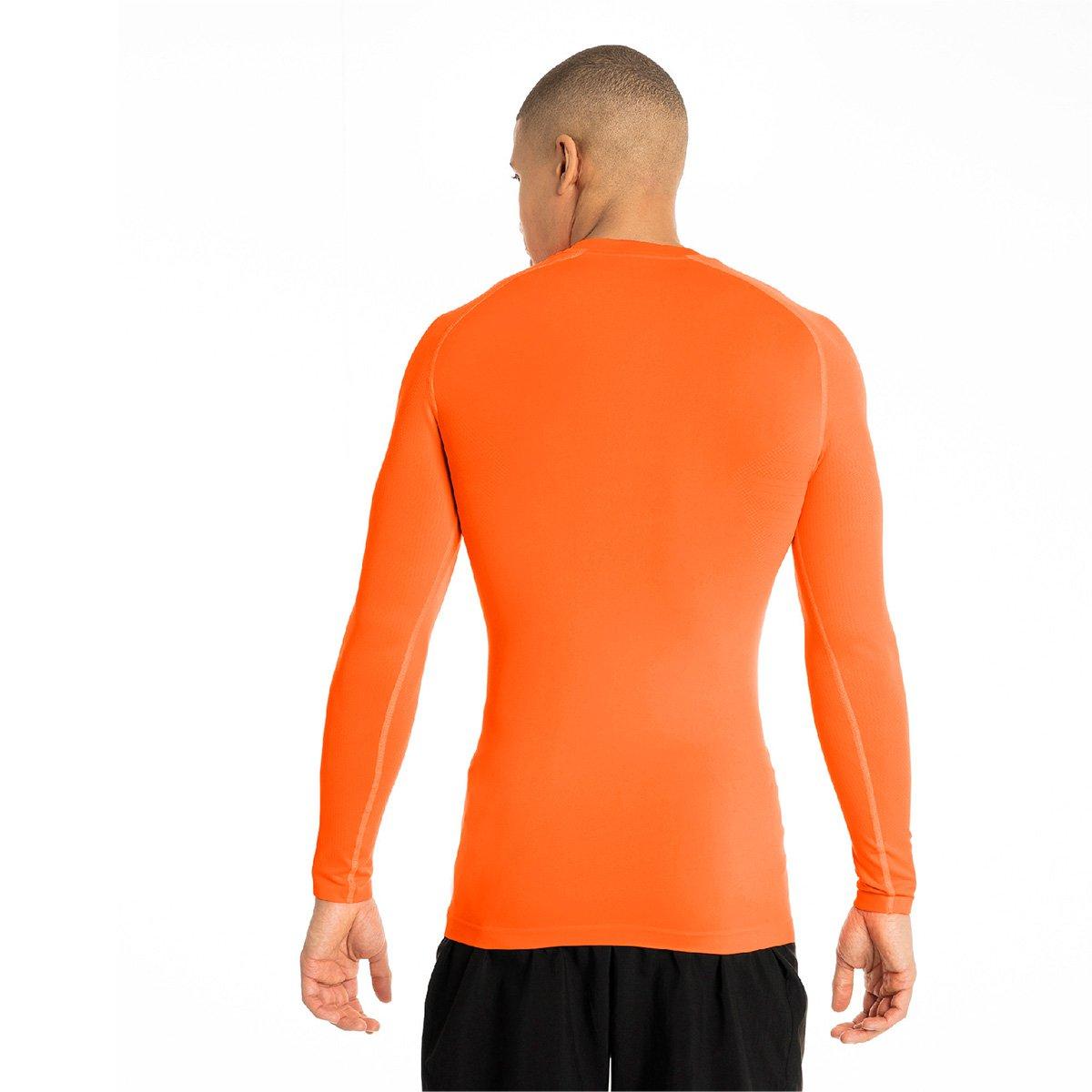 Camisa Puma Next Baselayer LS Manga Longa Masculina - Compre Agora ... 503b54079bd1d