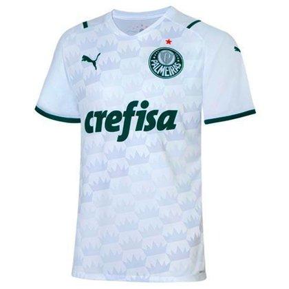 Camisa Puma Palmeiras II 2021