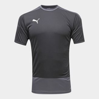Camisa Puma Treino Team Goal 23 Jersey Masculina