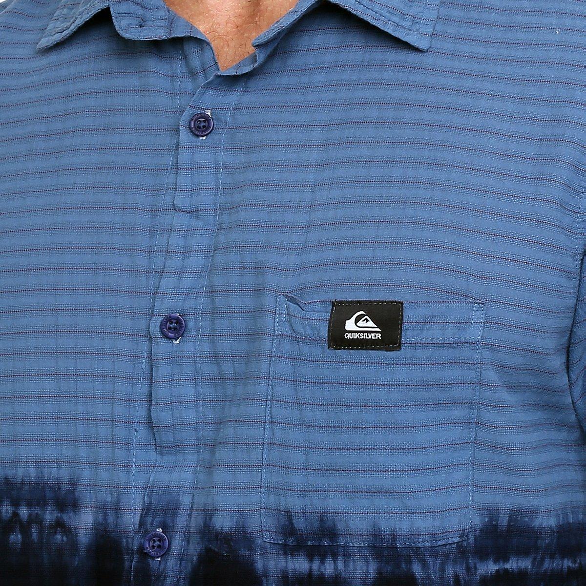 a02dfc7b68d8c Camisa Quiksilver Malibu Camisa Quiksilver Malibu a7555101987f8 ...