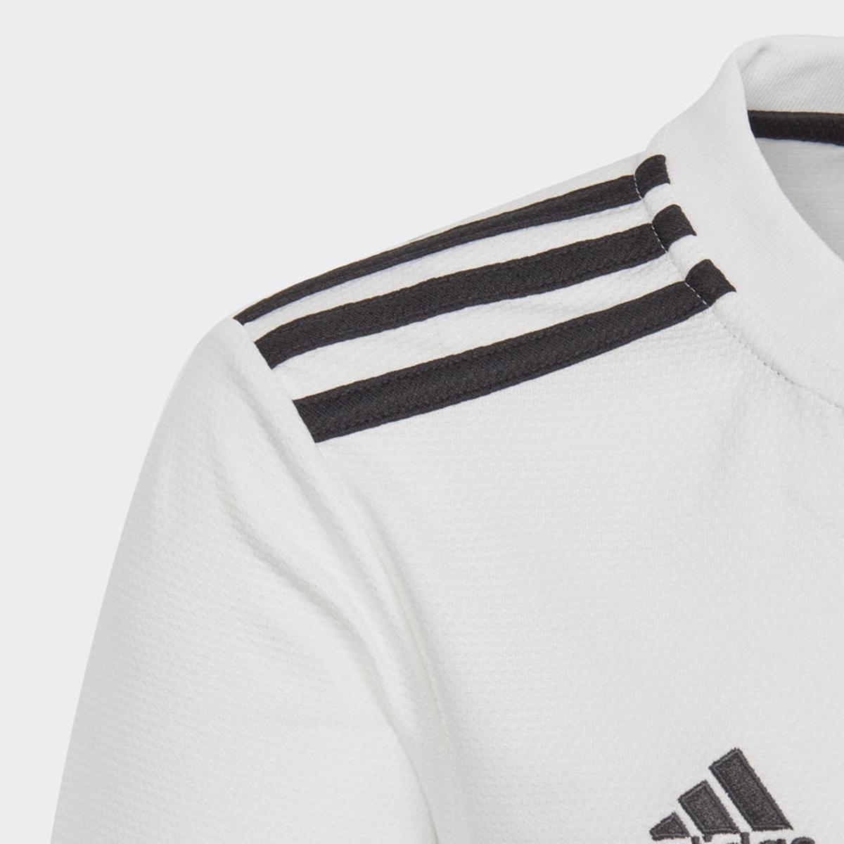 66abd9d3e0 ... Camisa Real Madrid Infantil Home 2018 s n° - Torcedor Adidas ...