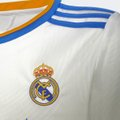 Camisa Real Madrid Juvenil Home 21/22 s/n° Torcedor Adidas