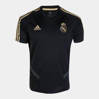 Camisa Real Madrid Treino 19/20 Adidas Masculina