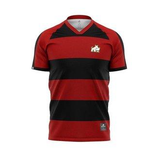 Camisa RedBlack De Passeio Dry Rinno Force Brasileiro Masculino