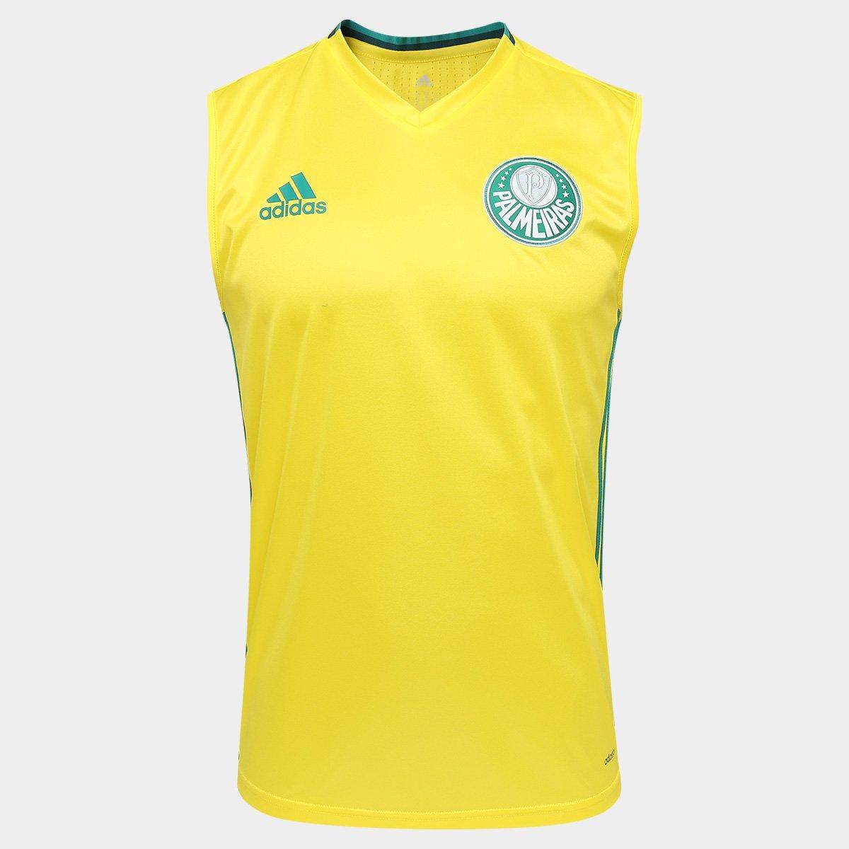 Camisa Regata Adidas Palmeiras Treino - Compre Agora  49281e2971e