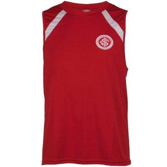 Camisa Regata Internacional FC Masculina Time Dia a Dia