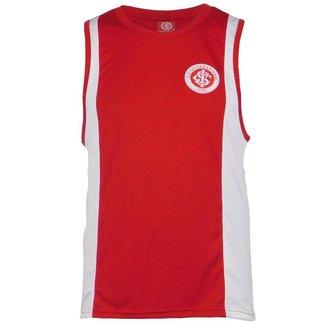 Camisa Regata Internacional FC Masculina Time Leve Torcida