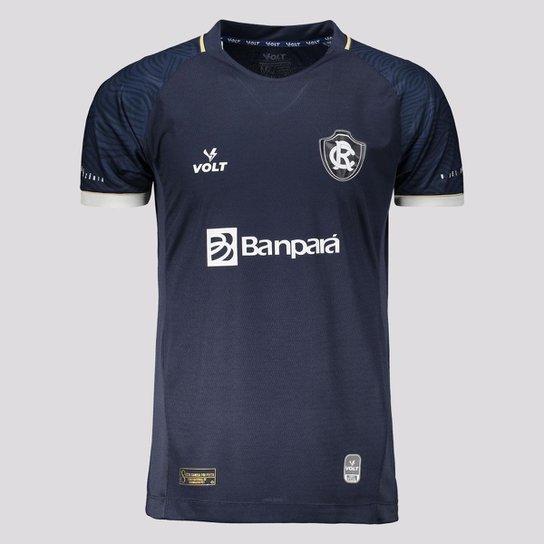 Camisa Remo 2021/2022 Home Oficial Volt - Azul