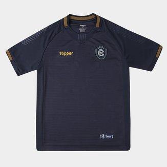 Camisa Remo I 2018 s/n° Torcedor Topper Juvenil