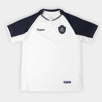 Camisa Remo Juvenil II 2018 s/n° Torcedor Topper