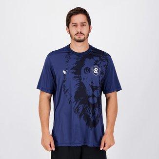 Camisa Remo Leão Azul