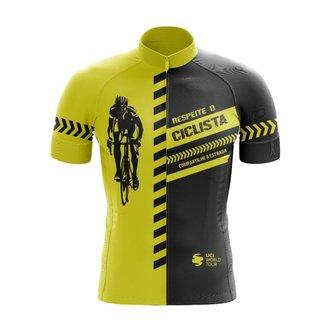 Camisa Respeite o Ciclista
