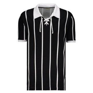 Camisa Retrô Alvinegro SP 1929 Masculina