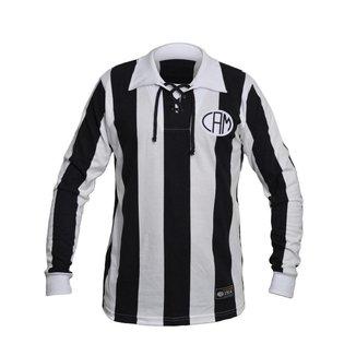 Camisa Retrô Atlético Mineiro Manga Longa 1914