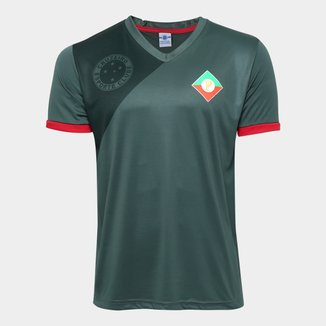 Camisa Retrô Cruzeiro Palestra Itália Masculina
