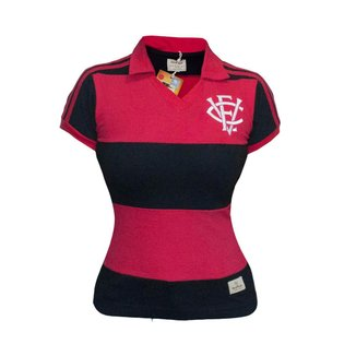 Camisa Retrô Feminina EC Vitória 1990