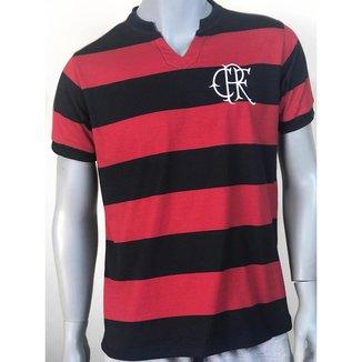 Camisa Retrô Flamengo Fla-Tri