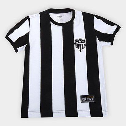 Camisa Retrô Juvenil Atlético Mineiro 1971 Retrô Mania