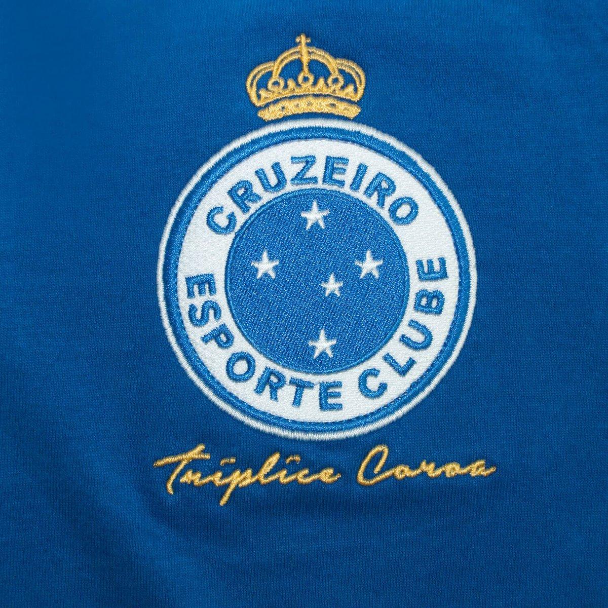 ... Camisa Retrô Mania Cruzeiro 2003 - Alex - Tríplice Coroa Masculina ... e863ea9b5f61c